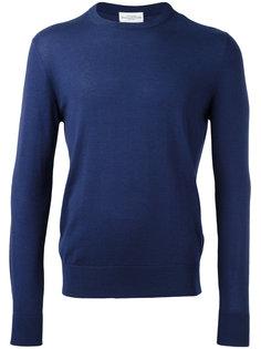 пуловер кроя слим Ballantyne