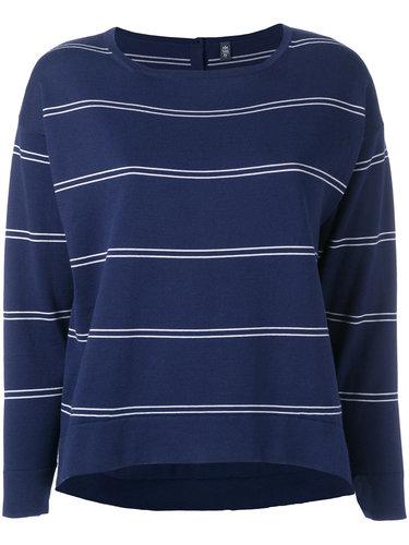 свитер в полоску  Eleventy