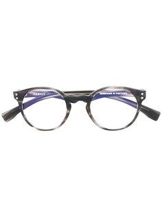 очки в круглой оправе Family Affair