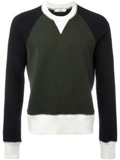 свитер с рукавами реглан  Ami Alexandre Mattiussi