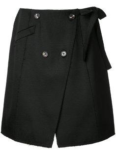 юбка с двубортной застежкой Proenza Schouler