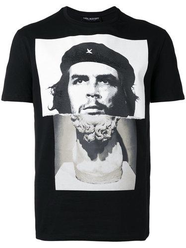 футболка с принтом 'Che Guevara' Neil Barrett