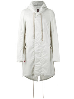 легкое пальто Rick Owens DRKSHDW