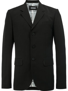пиджак на пуговицах Moohong