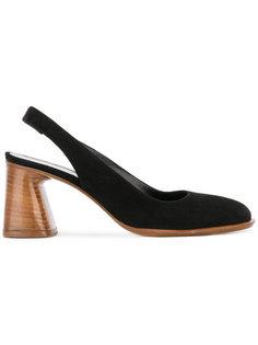 туфли с ремешком на пятке  Premiata