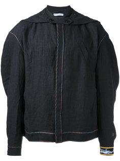 свободная куртка-рубашка  JW Anderson