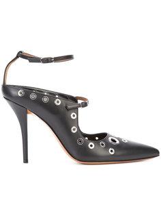 туфли-лодочки с вырезными деталями Givenchy