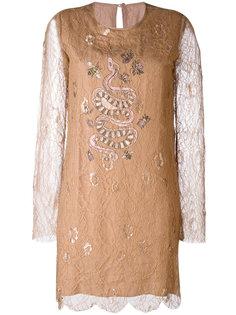 кружевное платье Ruby  Ash