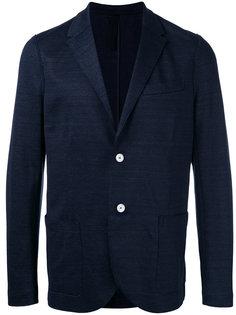 пиджак с застежкой на пуговицы Harris Wharf London