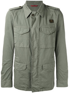 куртка в рабочем стиле Fay