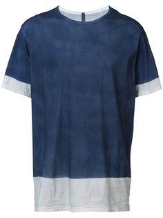 многослойная футболка Kazuyuki Kumagai