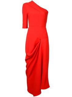 платье на одно плечо Stella McCartney