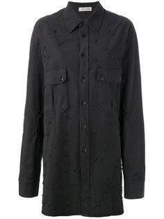 декорированная куртка рубашечного типа Faith Connexion