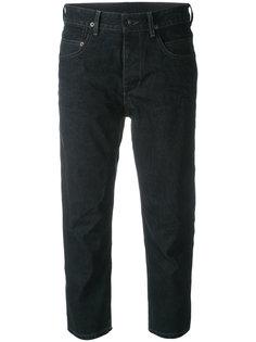 укороченные джинсы Torrence Rick Owens DRKSHDW