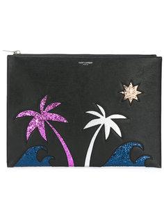 сумка для планшета Paris Sea, Sex & Sun Saint Laurent