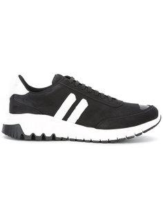 кроссовки с контрастным носком Neil Barrett