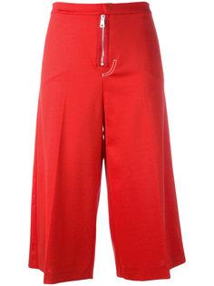 юбка-шорты с принтом сзади  Brognano