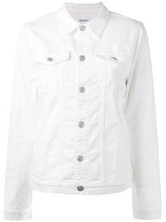 джинсовая куртка Hudson