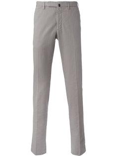брюки-чинос Incotex