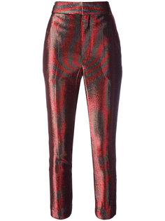укороченные брюки Phoenix Gun Haider Ackermann
