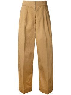 широкие брюки  Jil Sander