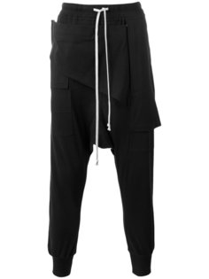брюки Memphis Rick Owens DRKSHDW