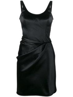 платье мини с драпировкой Alexander Wang