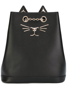 рюкзак Feline  Charlotte Olympia
