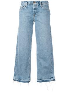 укороченные джинсы Simon Miller