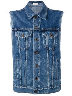 джинсовый жилет Faith Connexion