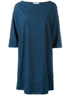платье со свободными рукавами  Stefano Mortari