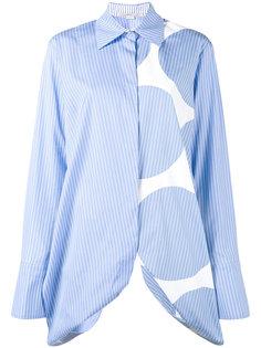 полосатая рубашка Manuela Stella McCartney
