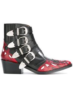 ботинки в стиле вестерн Toga Pulla