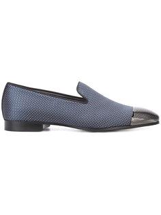 туфли с принтом Louis Leeman