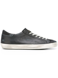 кеды с потертой отделкой Super Star Golden Goose Deluxe Brand