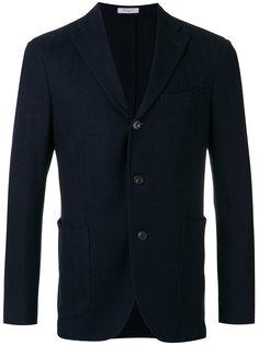 пиджак с застежкой на три пуговицы Boglioli
