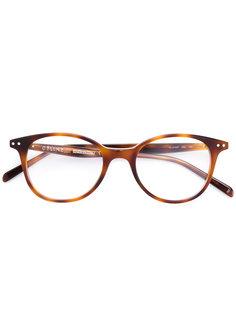 очки в круглой оправе Céline Eyewear