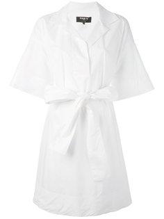 платье-рубашка с широкими рукавами  Paule Ka