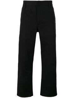 укороченные брюки Burberry