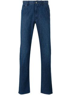 джинсы слим  Brioni