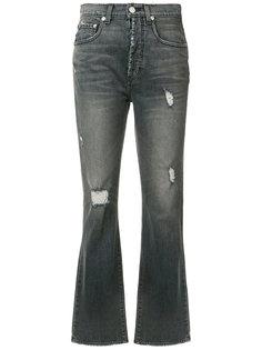 укороченные джинсы буткат Adaptation