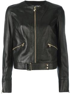 куртка с ремешком на подоле Philipp Plein