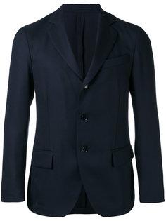 пиджак с застежкой на три пуговицы Mp  Massimo Piombo