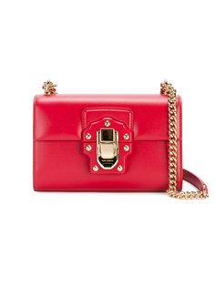 маленькая сумка-сэтчел lucia Dolce & Gabbana