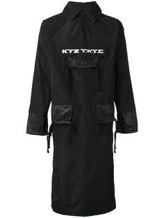 удлиненная куртка TWTC KTZ