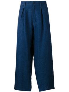 укороченные спортивные брюки Yohji Yamamoto