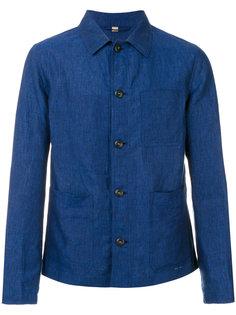 легкая куртка-рубашка Burberry