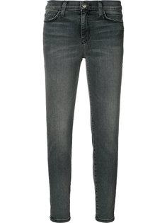 укороченные джинсы кроя скинни Current/Elliott