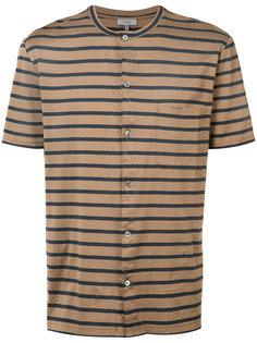 рубашка-поло с полосатым узором Lanvin