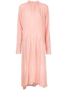 платье с мятым эффектом Marni